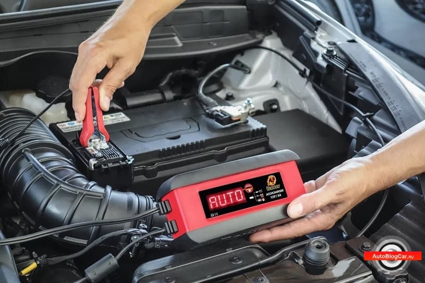 Как восстановить автомобильный необслуживаемый аккумулятор