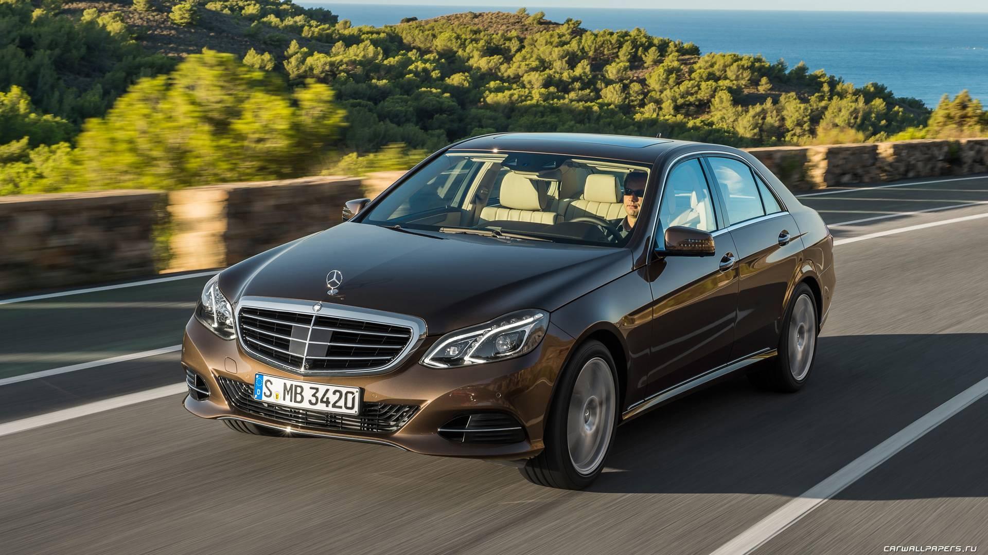 Роскошь не без изъянов: плюсы и минусы Mercedes-Benz E-klasse IV (W212)