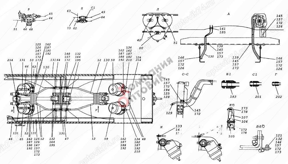 ✅ как работают тормоза на камазе - tractoramtz.ru