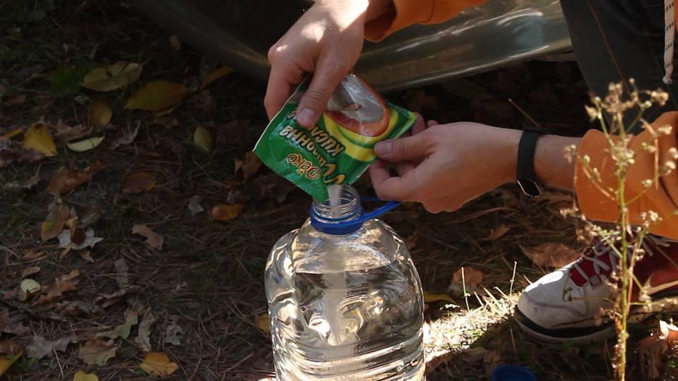 Промывка системы охлаждения двигателя уксусом, каустической содой, лимонной кислотой