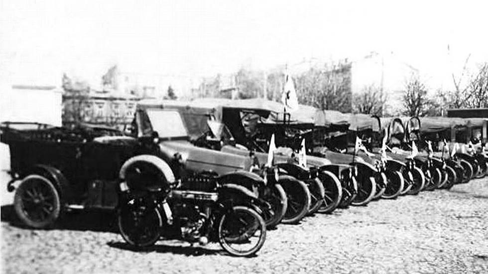 Бронеавтомобили россии: от первых машин до современных. часть 3. бронеавтомобили и колёсные бронетранспортёры в послевоенный период (окончание)