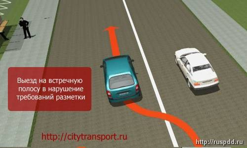 Пдд, двойная сплошная: наказание за несоблюдение правил, особенности, размер штрафа - realconsult.ru