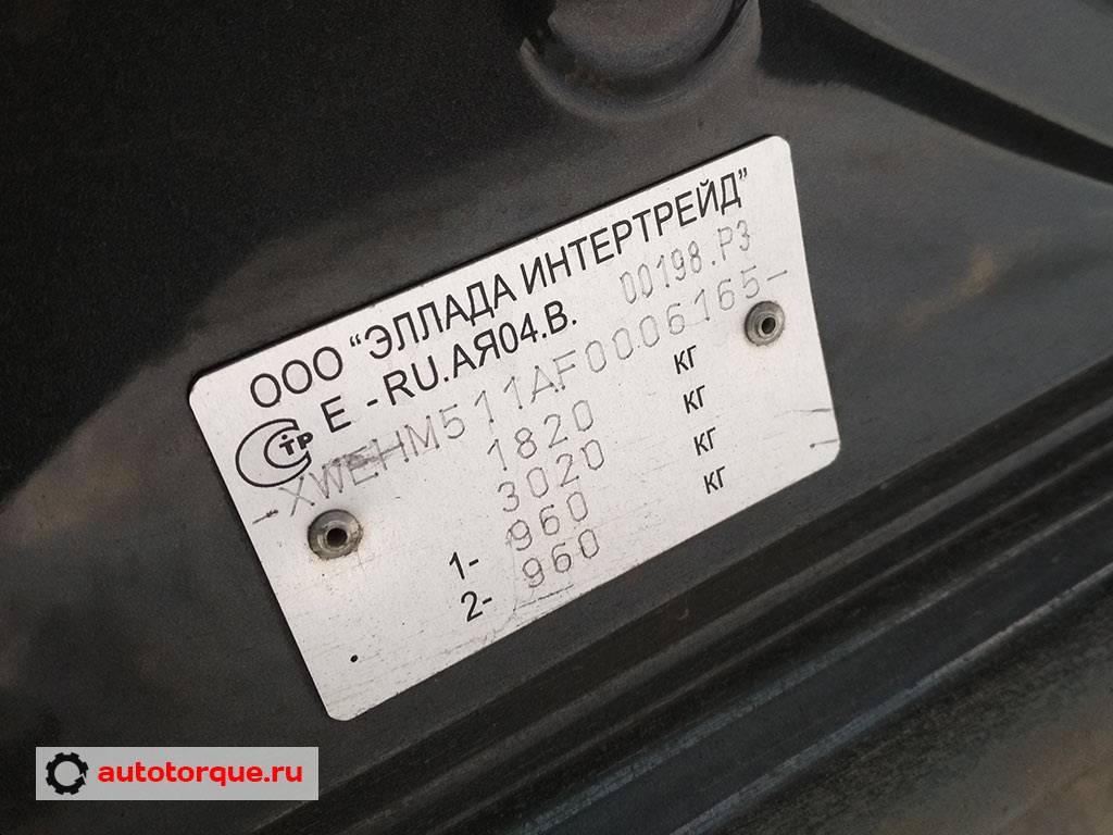Все о vin (вин) на автомобилях kia (киа): расшифровка, где находится и что означает - kianova