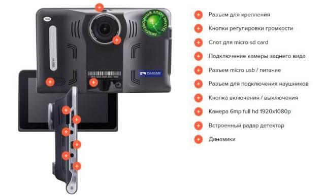 Видеорегистратор 3 в 1: с антирадаром и gps 2021 рейтинг, отзывы, купить недорого, обзор, автомобильные, навигатор, зеркало, artway md 105, лучший, junsun, artway av 601