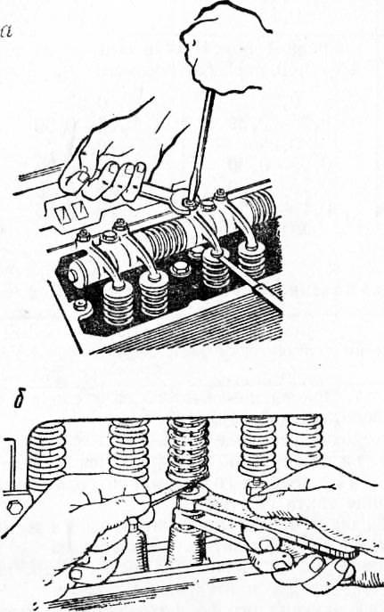 Регулировка клапанов ваз-2106: пошаговая инструкция с фото :: syl.ru
