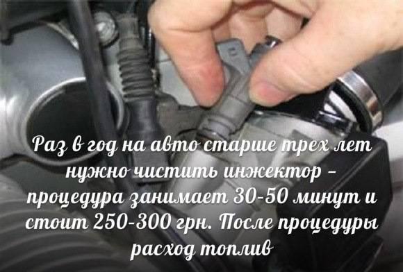 Почему у двигателя увеличивается расход топлива