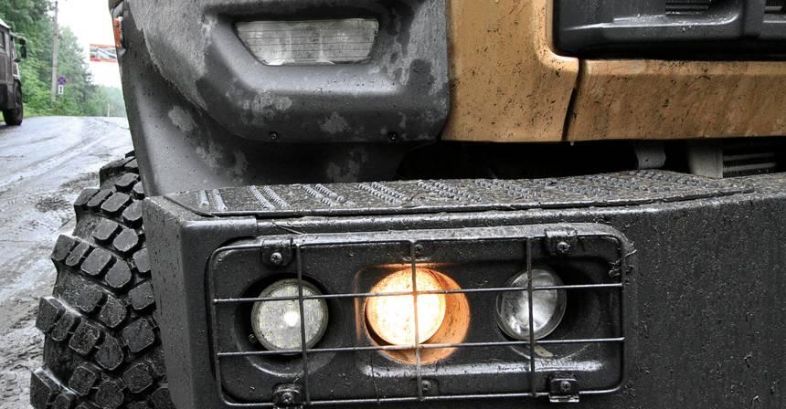 Магистральный тягач урал некст 6х4 — обзор русского kenworth
