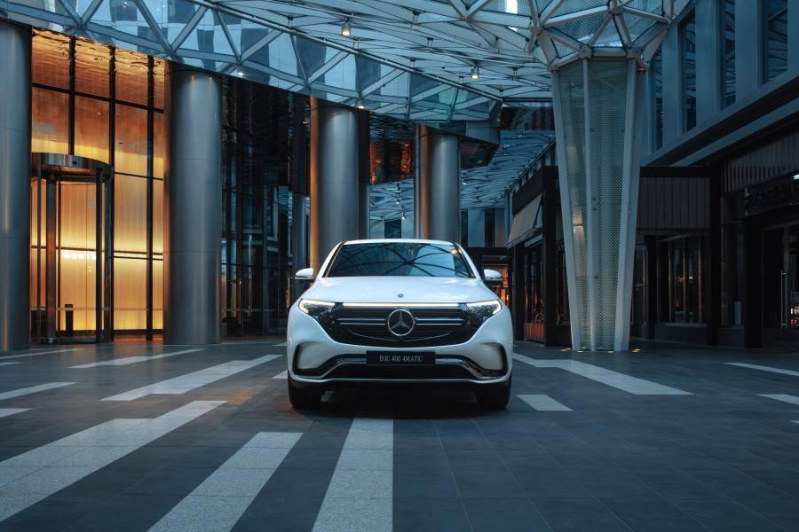 Mercedes-AMG E Performance — на грани с Формулой 1
