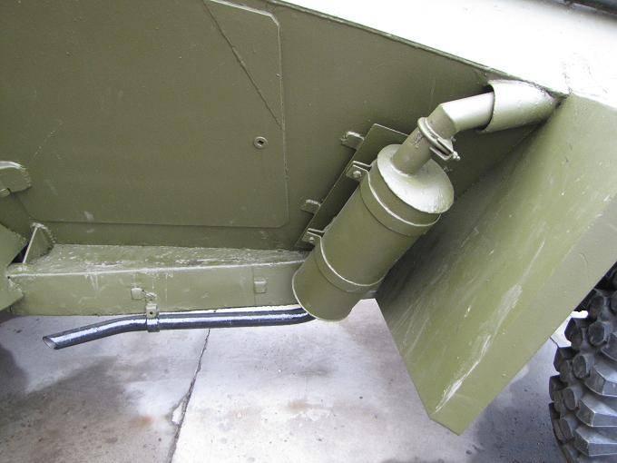Германские четырехосные полноприводные бронеавтомобили времен второй мировой войны. часть 3. семейство тяжелых бронеавтомобилей sd.kfz. 234