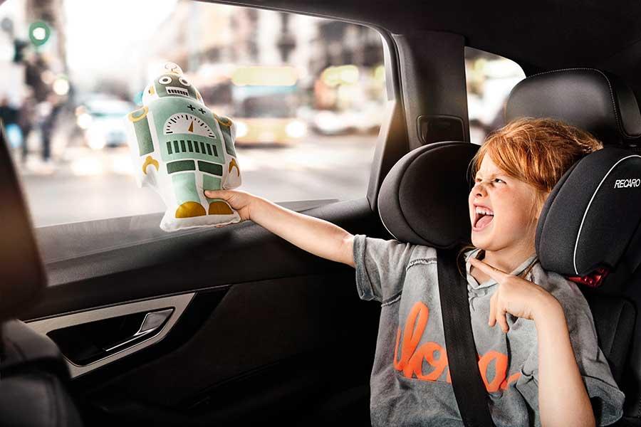 Безопасность ребенка в автомобиле, то, чем нельзя пренебрегать