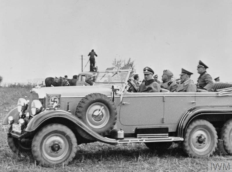 «боевые фиаты» на службе у муссолини: уникальная итальянская автотехника второй мировой