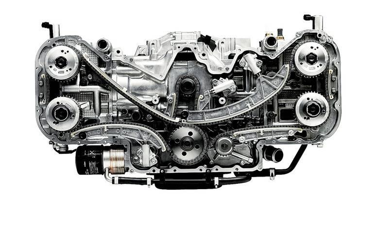 Что такое оппозитный двигатель, устройство и преимущества оппозитного мотора
