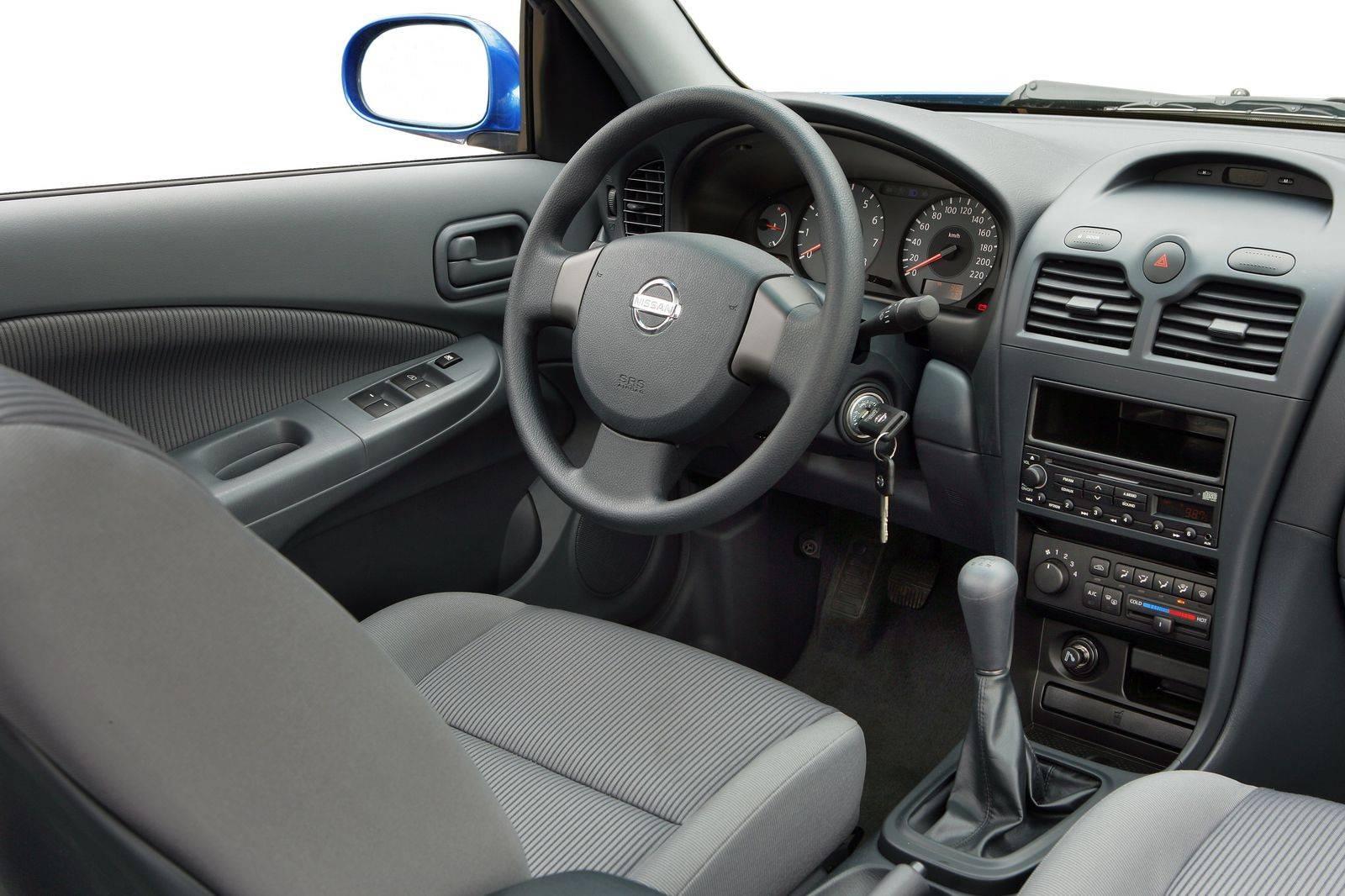 Как Logan только круче: обзор Nissan Almera III (G15)