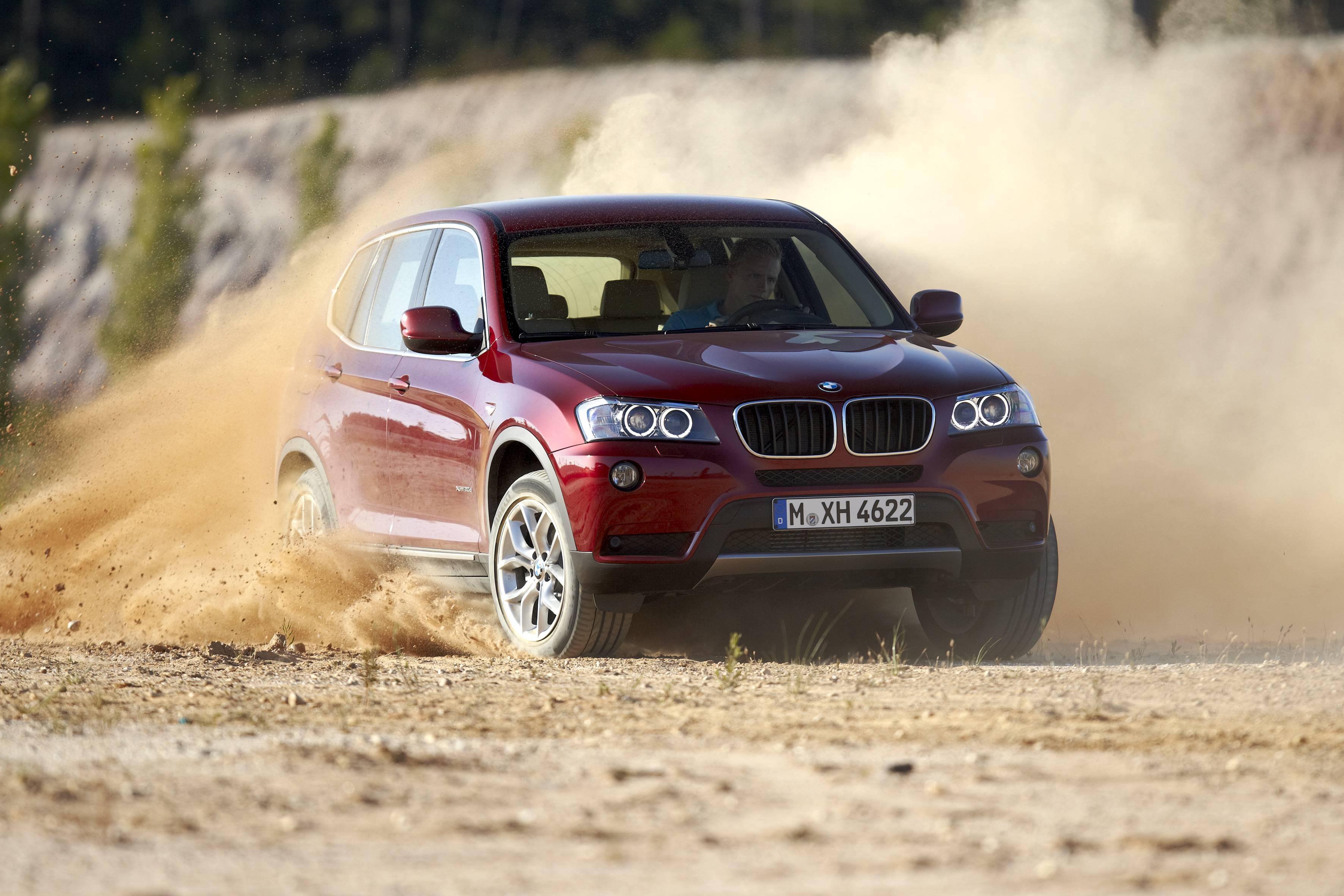 Одноразовые детали, перегревы и другие неприятные «сюрпризы» BMW X3 II поколения (F25)