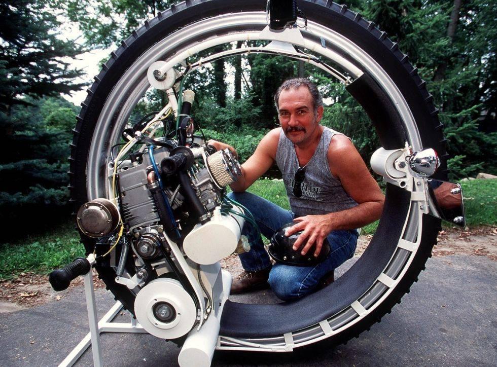 Одноколесные мотоциклы: обзор, особенности, виды и отзывы
