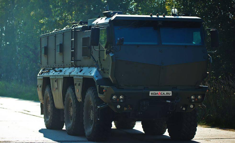 Обзор нового российского военного бронеавтомобиля «тайфун»