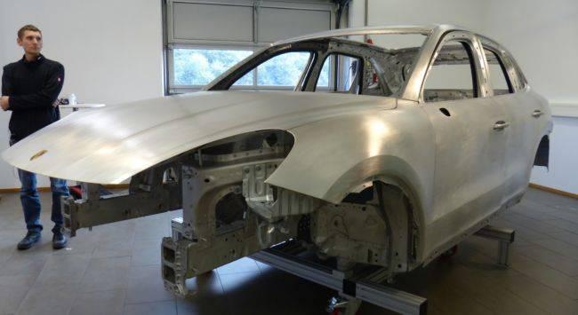 Почему все машины не делают из алюминия