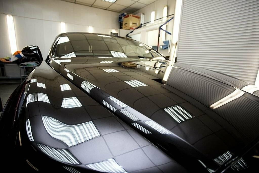 Что такое керамическая полировка автомобиля