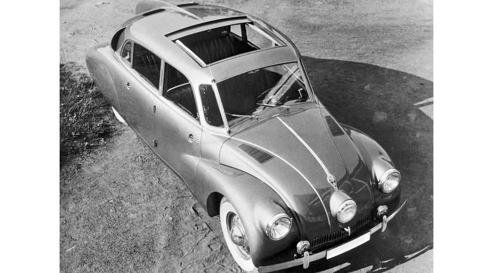Чешские автомобили времен социализма
