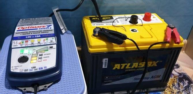 Особенности зарядки AGM аккумуляторов, какие зарядные устройства лучше использовать