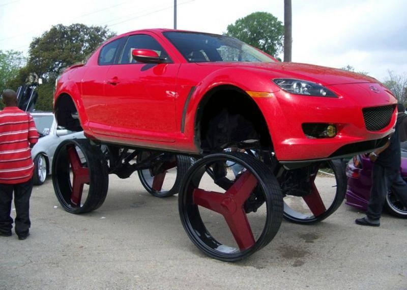 На что влияет размер колес автомобиля: какие колеса лучше