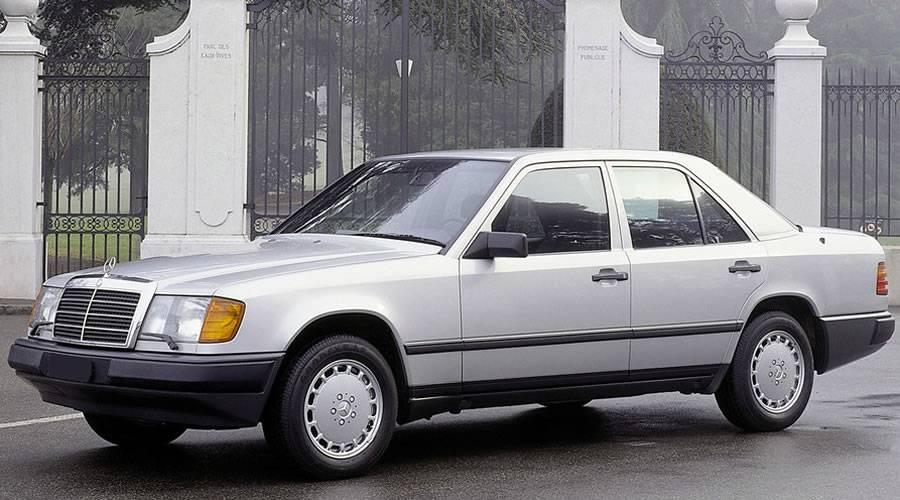 Mercedes-benz w124: последний герой— журнал зарулем