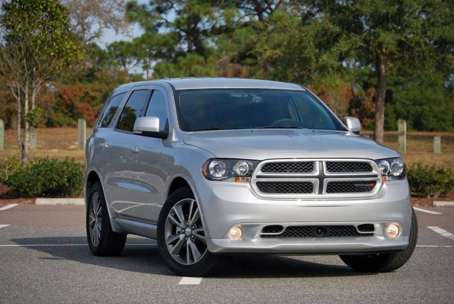 Dodge Durango подробный обзор автомобиля