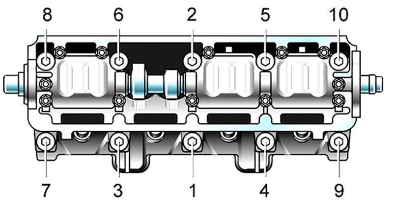 Новый 8-клапанник ваз-11182