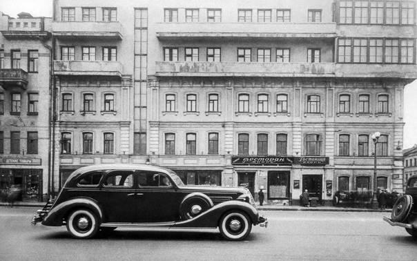 Почти народный лимузин: история «советского бьюика» зис-101. окончание. начало в №47