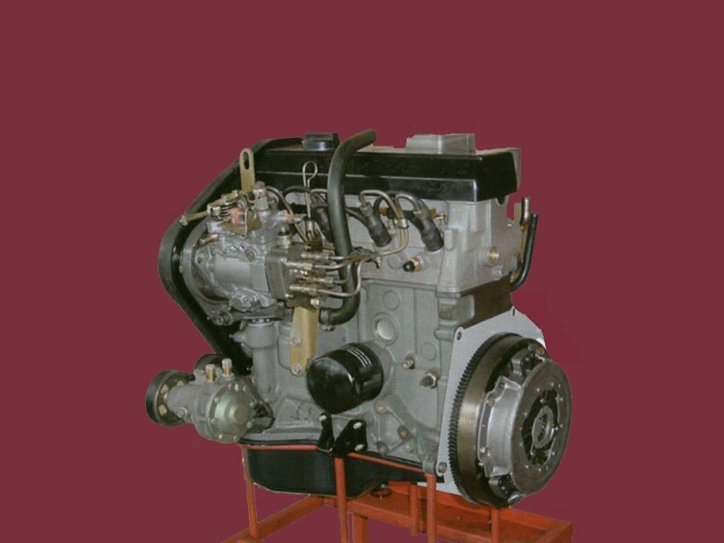 В классику поставили двигатель от девятки - автомобильный журнал