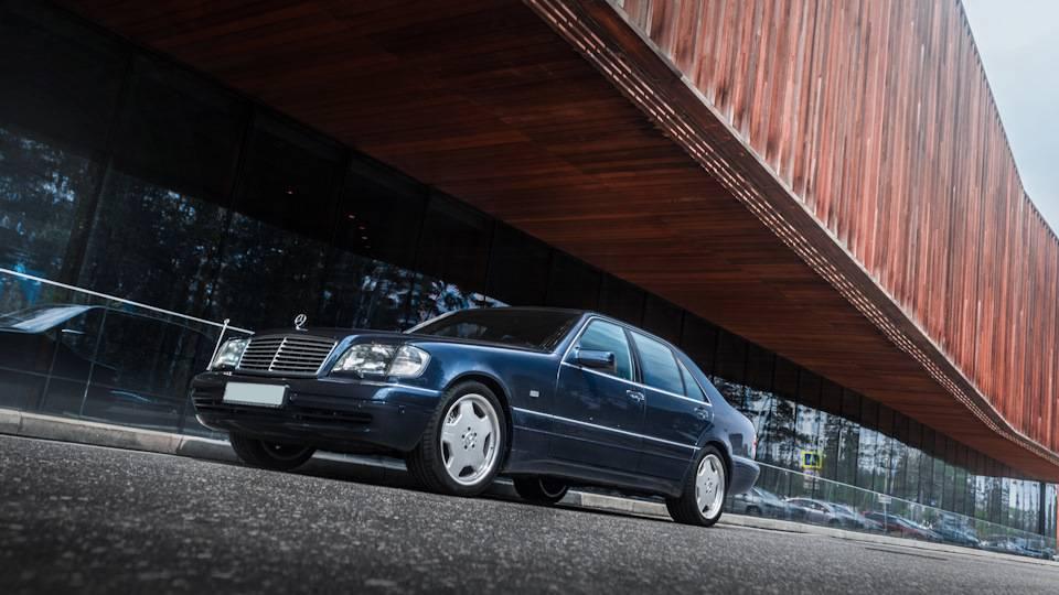 Mercedes-benz w140 - wi-ki.ru c комментариями