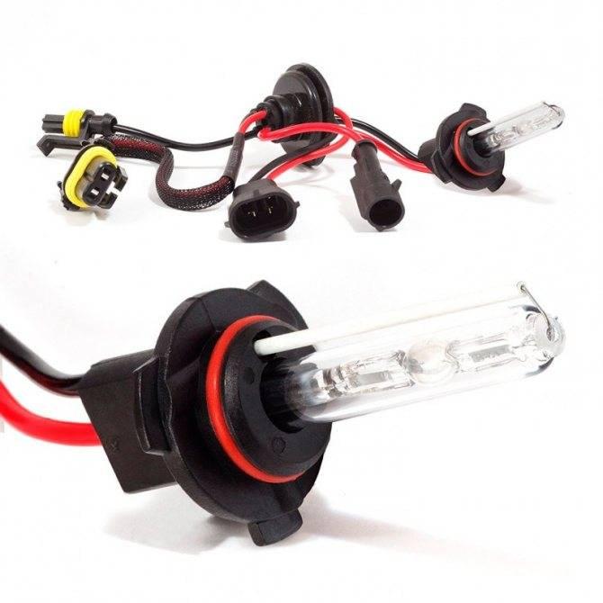 Автомобильные лампы с цоколем h1