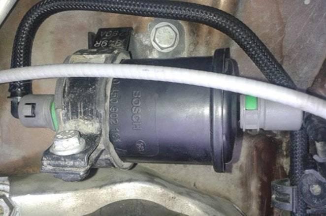 Как заменить топливный фильтр на рено дастер 1.5 дизель, 1.6, 2.0 бензиновые двигателя