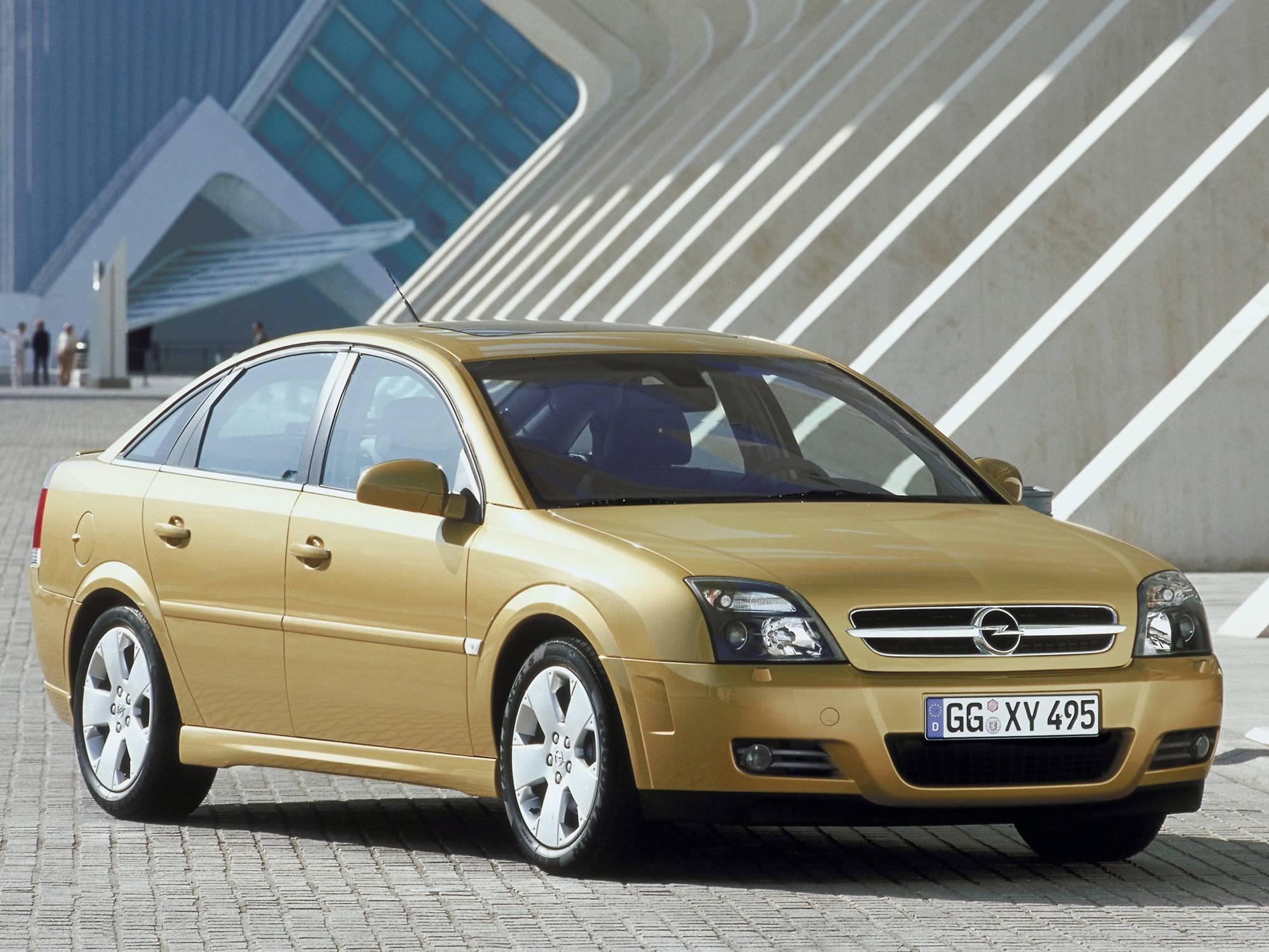 Подвеска скажет, а коробка промолчит: разбираем Opel Vectra C
