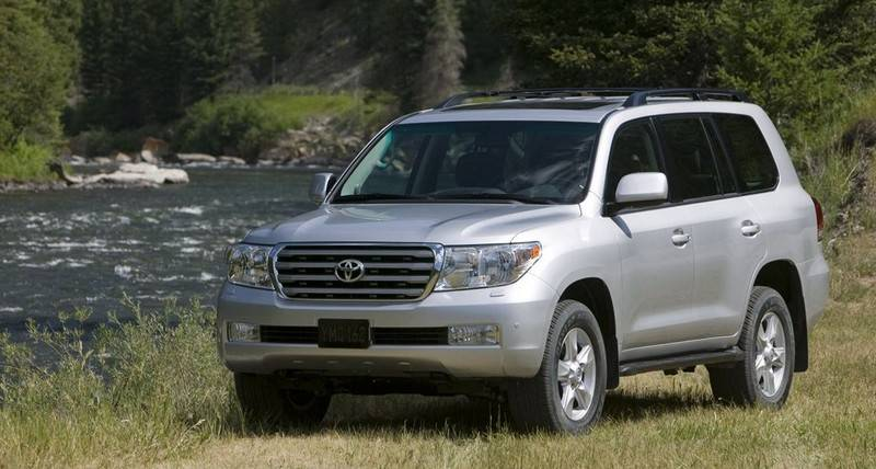 Toyota land cruiser j100 (1998-2007) - проблемы и неисправности