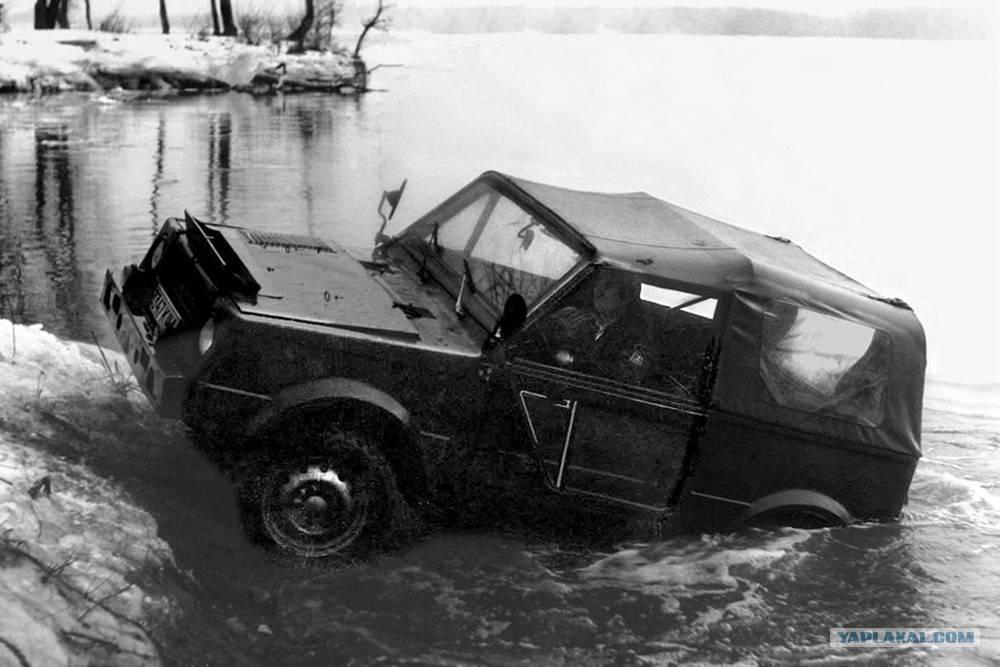 Легкая армейская амфибия ваз-2122 река, как создавалась на заводе