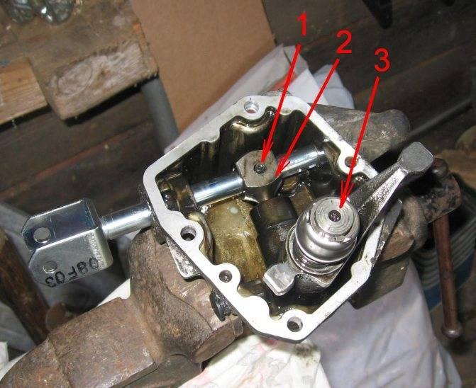 Основные неисправности механической коробки и затрудненное включение передач