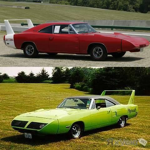 Легендарные американские автомобили - журнал автомобилиста