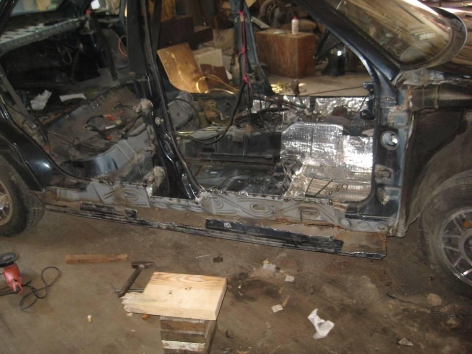 Гниёт, но не ломается: обслуживание и ремонт volkswagen passat b3