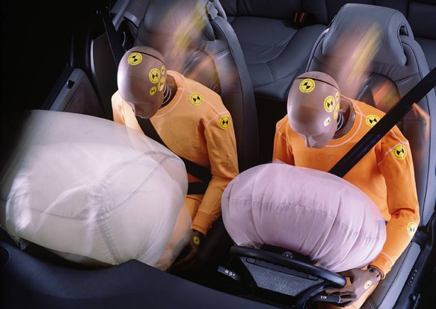 Подушки безопасности: виды, устройство, назначение и принцип работы
