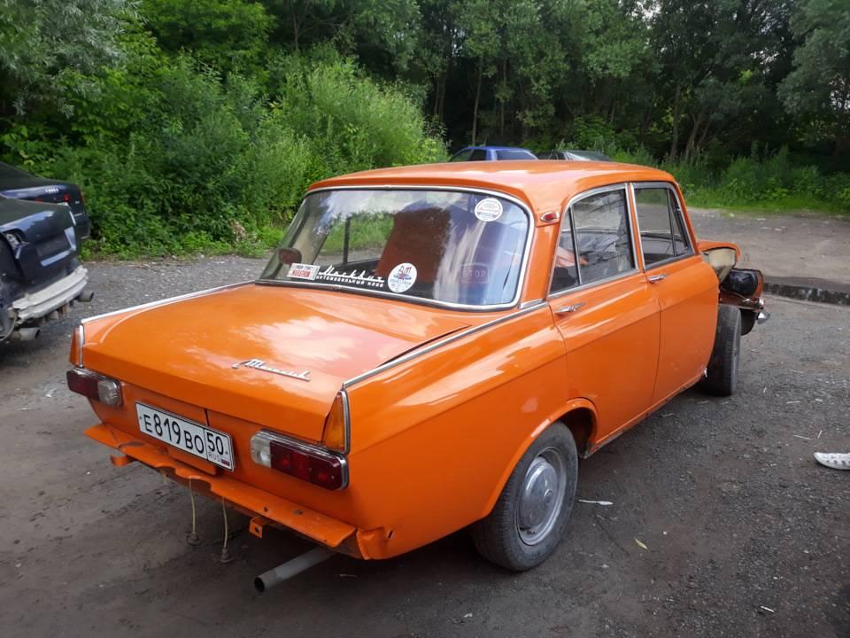 Легенды советского автопрома: почему «москвич-412» был крутым автомобилем своего времени