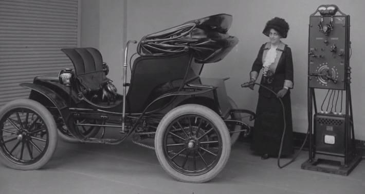 Как появился гибридный автомобиль