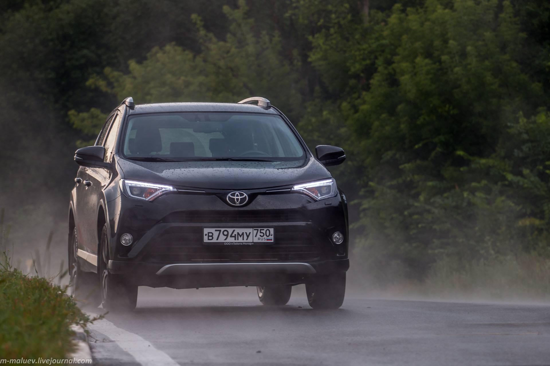 Ни в чём не виновный Рафик: обзор Toyota Rav4 IV поколения