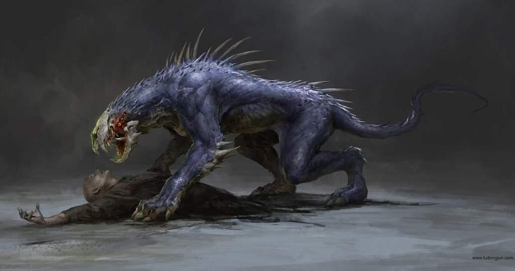 Отвратительно! 20 самых страшных монстров из легенд народов мира | brave defender