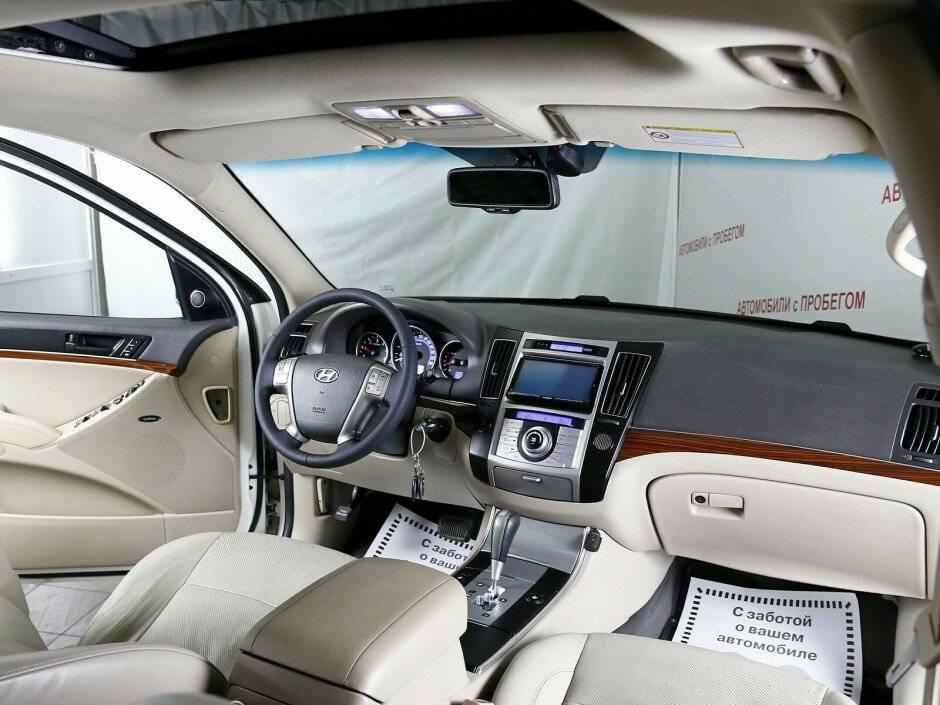 Hyundai ix55 / veracruz - проблемы и неисправности