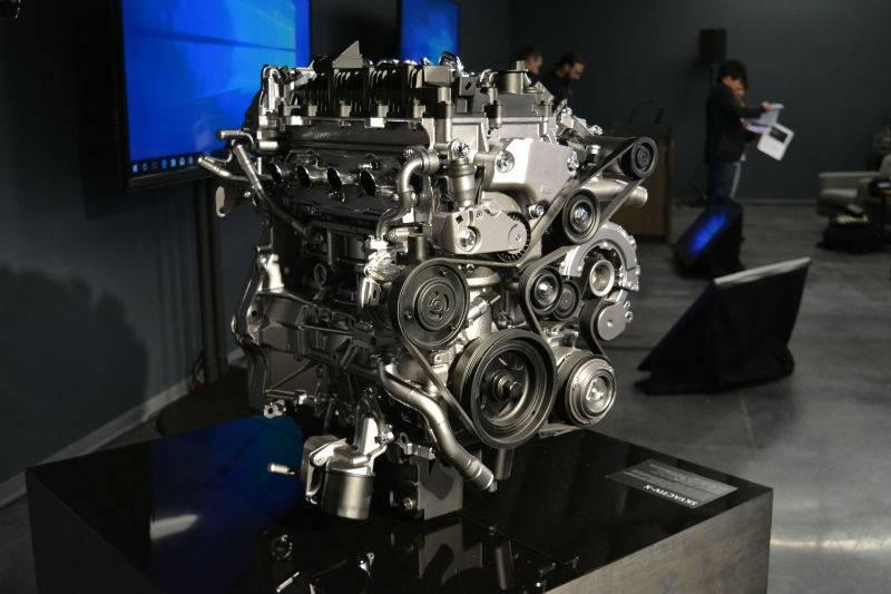 Mazda выпустит экономичные моторы skyactiv — разбираем в общих чертах