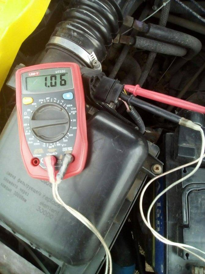 Как проверить датчик массового расхода воздуха (дмрв) — признаки неисправности и ремонт