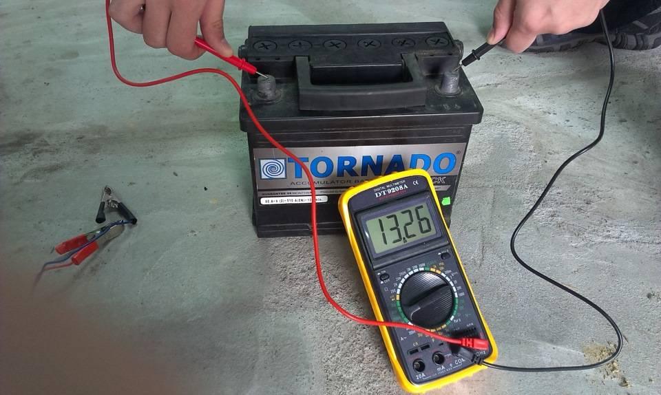 Аккумулятор не заряжается от зарядного устройства авто