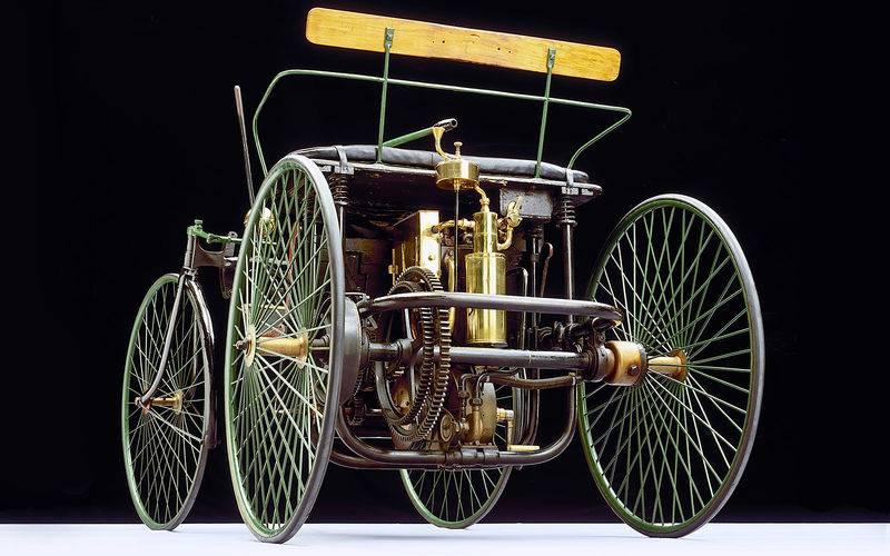 Самая первая машина в мире   авто брянск