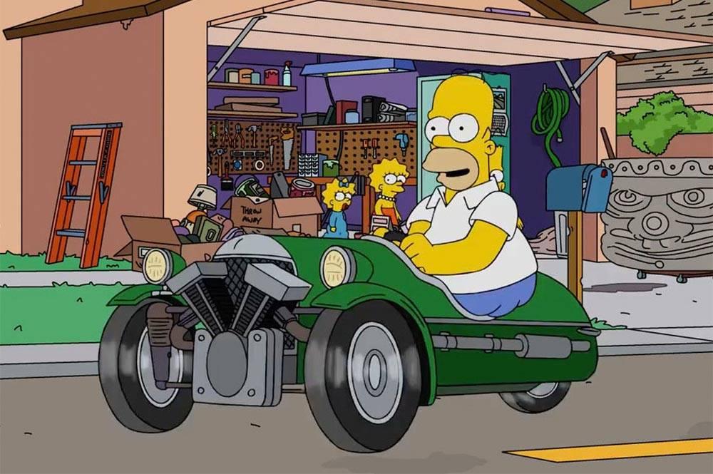 Cимпсономания: пять жутких автомобилей, которые мог придумать только гомер симпсон. cимпсономания: пять жутких автомобилей, которые мог придумать только гомер симпсон как сделать машину из симпсонов